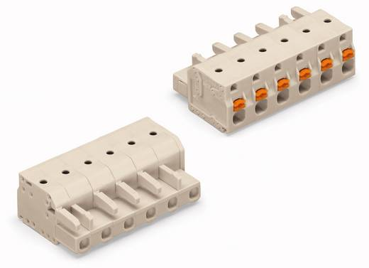 Busbehuizing-kabel 2721 Totaal aantal polen 4 WAGO 2721-204/026-000 Rastermaat: 7.50 mm 50 stuks