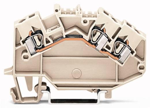 Doorgangsklem 5 mm Veerklem Toewijzing: L Grijs WAGO 780-993 50 stuks