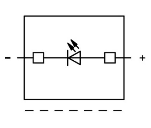 WAGO 2002-800/1000-541 LED-bouwsteen 100 stuks