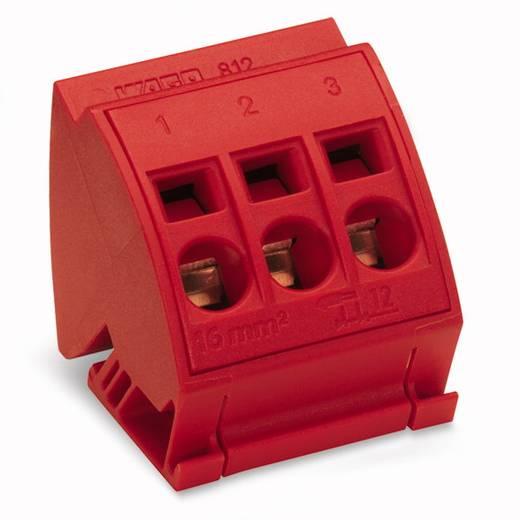 WAGO 812-113 Aansluitblok 16 mm² 12 stuks