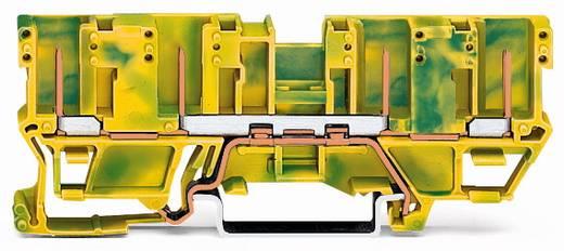 Aardingsklem 5 mm Steekklem Toewijzing: Terre Groen-geel WAGO 769-207 50 stuks