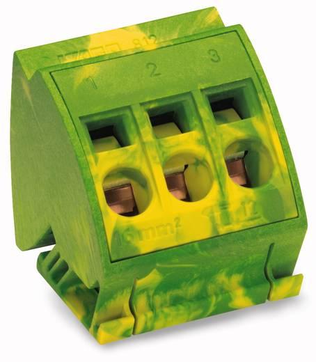 WAGO 812-110 812-110 PE-aansluitblok 16 mm² 12 stuks