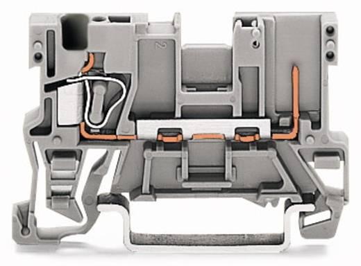 Basisklem 5 mm Veerklem Toewijzing: L Grijs WAGO 769-176 100 stuks