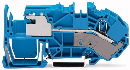 Scheidingsklem 12 mm Veerklem Toewijzing: N Blauw WAGO 2016-7714 20 stuks