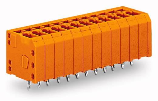 Veerkachtklemblok 1.50 mm² Aantal polen 9 739-339 / 100-000 WAGO 120 stuks