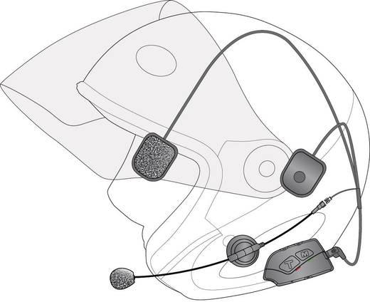 IMC 1133 BTS-300 Intercomset voor motorrijders Geschikt voor (helm) Universeel