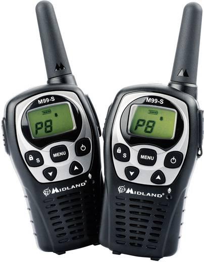 Midland PMR-portofoon M99-S Set van 2