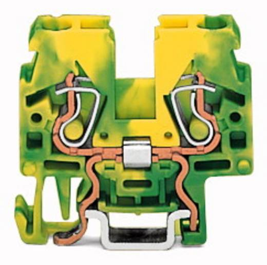 Aardingsklem 5 mm Veerklem Toewijzing: Terre Groen-geel WAGO 870-917 100 stuks