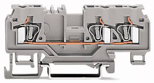 Doorgangsklem 5 mm Veerklem Oranje WAGO 880-682 100 stuks