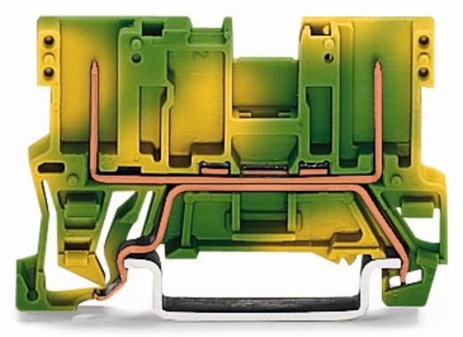Basisklem 5 mm Veerklem Toewijzing: Terre Groen-geel WAGO 769-227 100 stuks