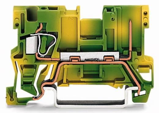 Basisklem 5 mm Veerklem Toewijzing: Terre Groen-geel WAGO 769-237 100 stuks