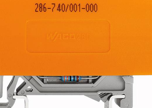 WAGO 286-740/001-000 Relaissocket 20 stuks