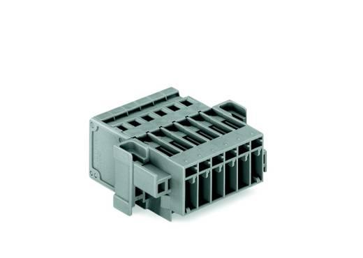 Busbehuizing-kabel 769 Totaal aantal polen 6 WAGO 769-606/004-000 Rastermaat: 5 mm 25 stuks