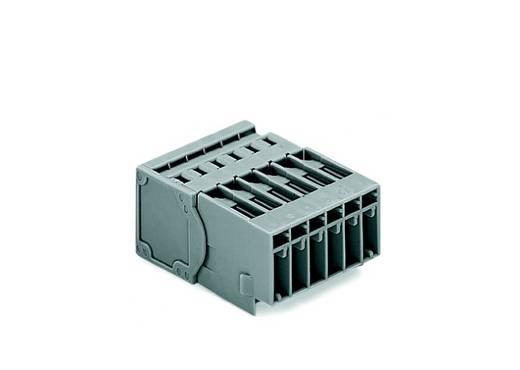 WAGO 769-602/001-000 Busbehuizing-kabel 769 Totaal aantal polen 2 Rastermaat: 5 mm 100 stuks
