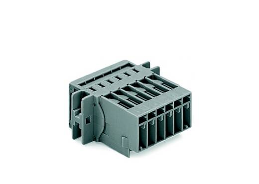 WAGO 769-602/002-000 Busbehuizing-kabel 769 Totaal aantal polen 2 Rastermaat: 5 mm 100 stuks