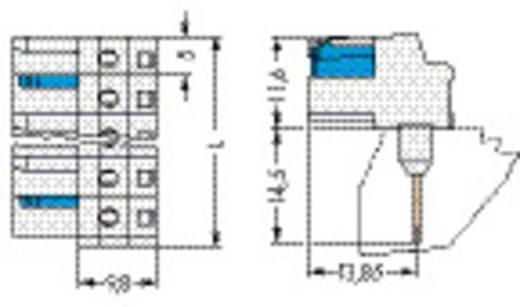 Busbehuizing-board 722 Totaal aantal polen 1 WAGO 722-740/005-000 25 stuks