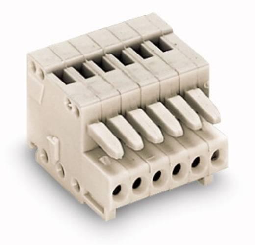 Busbehuizing-kabel Totaal aantal polen 8 WAGO 733-108/000-9