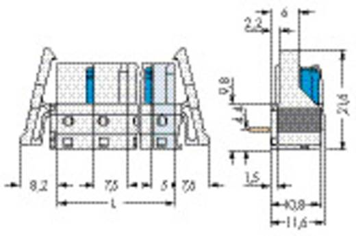 WAGO 722-842/005-000/039-000 Busbehuizing-board 722 Totaal aantal polen 1 25 stuks