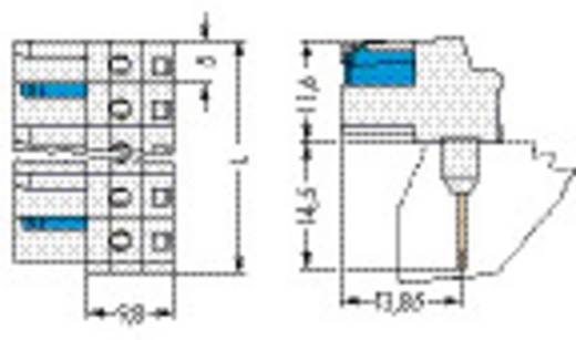 WAGO 722-734/005-000 Busbehuizing-board 722 50 stuks