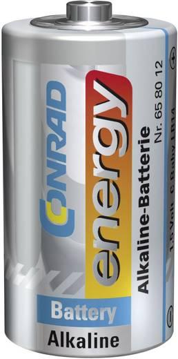 Conrad energy LR14 C batterij (Baby) Alkaline (Alkali-mangaan) 1.5 V 2 stuks