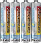 Bijpassende potloodbatterijen verpakking van 4 batterijen