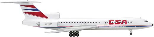 Herpa 554558 1/200 CSA Tupolev TU-154M