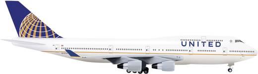 Vliegtuig 1:200 Herpa United Airlines Boeing 747-400 554602