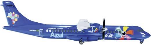 Herpa 554633 1/200 Azul - ATR 72-200 30 Years Livery