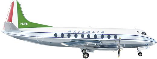 Herpa 554732 1/200 Alitalia Vickers Viscount 700