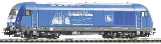 Piko H0 57881 H0 diesellocomotief Hercules 253 014-9 van de Pressnitztalbahn Wisselstroom (AC), digitaal