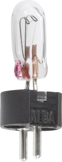 72280 Speciale gloeilamp Helder Bi-pin 2.54 22 V 24 mA