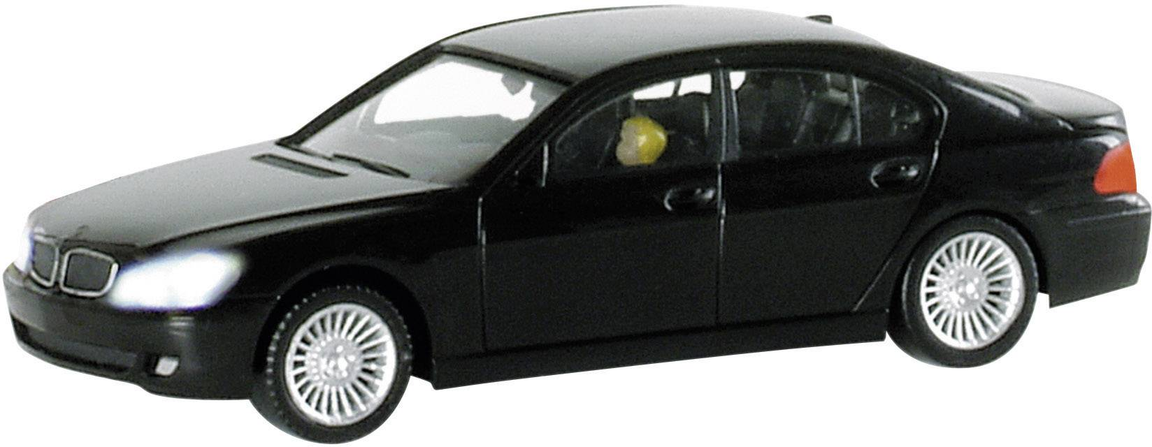Herpa Modellauto 461337 H0 BMW 7e facelift met verlichting Tijdperk ...