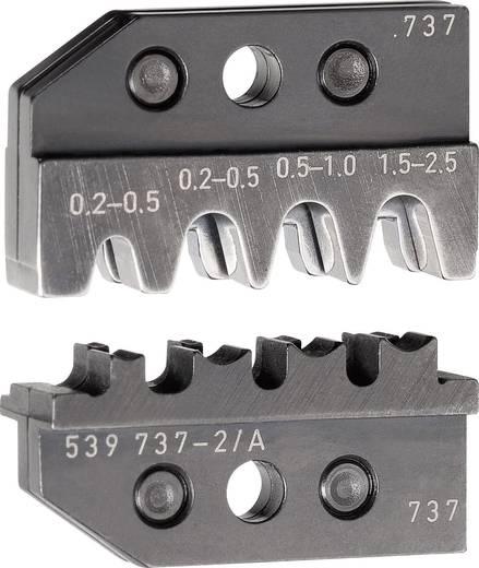 TE Connectivity 539742-2 Matrijs voor handtang 0539635-1 Inhoud: 1 stuks