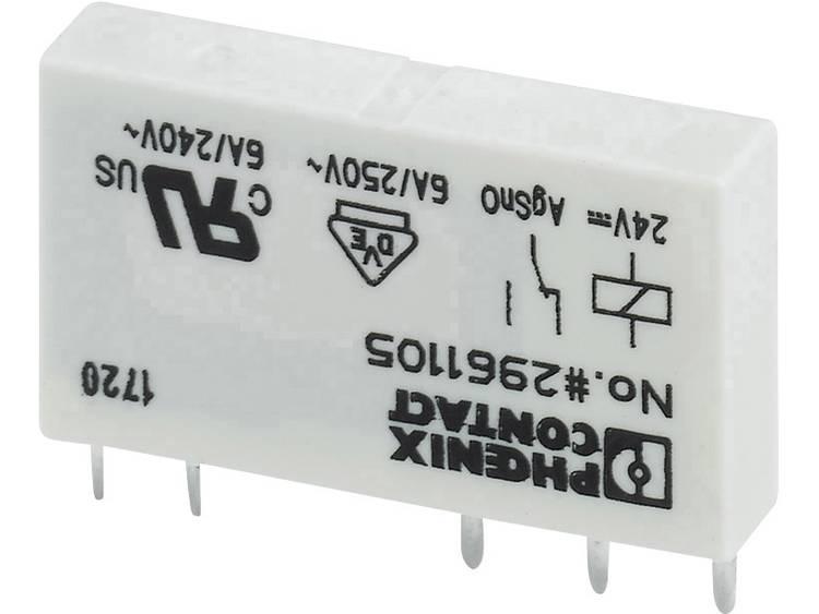 REL-MR- 24DC-21 afzonderlijk relais Phoenix Contact