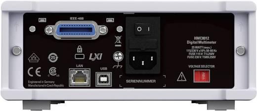 Rohde & Schwarz HMC8012 Ethernet/USB Bench multimeter Digitaal Kalibratie: Zonder certificaat Datalogger CAT II 600 V Weergave (counts): 480000