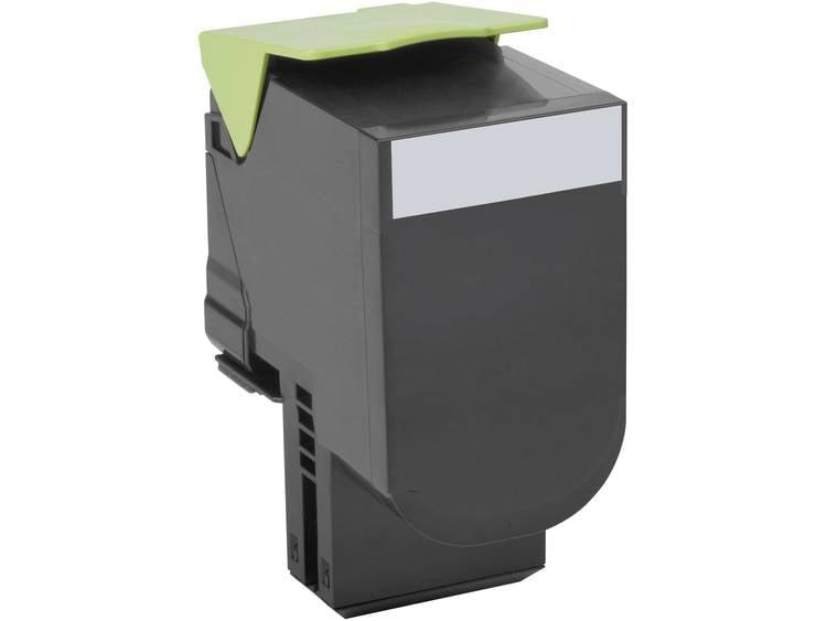 Lexmark Tonercassette 802K 80C20K0 Origineel Zwart 1000 bladzijden
