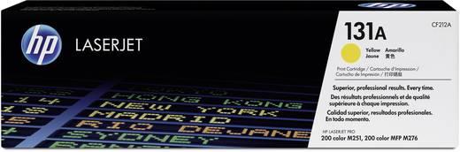 HP Tonercassette 131A CF212A Origineel Geel 1800 bladzijden