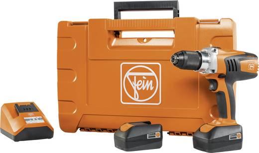 Accuboormachine Fein ASCM 14 C incl. 2 accu's, incl. koffer 14.4 V 2.5 Ah Li-ion
