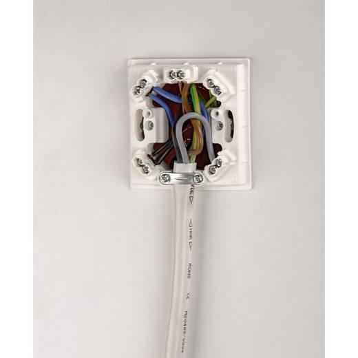 Xavax 00110827 Haard Aansluitkabel [ Kabel, open einde - Kabel, open einde] Wit 2.50 m