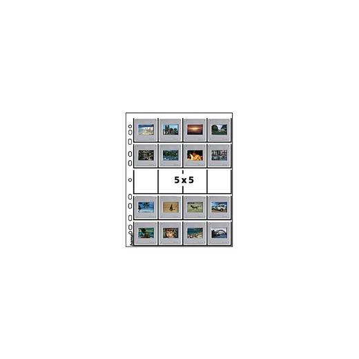 Hama 00002004 Diahoezen DIN A4 Transparant 5 x 5 cm