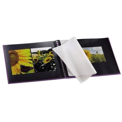 """Spiraal Album """"Fine Art"""", paars, 28x24 / 50"""