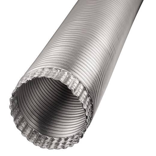 Aluminium uitlaatpijp voor afzuigkap, 150 mm