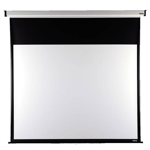 Hama 18772 Rolprojectiescherm 170 x 128 cm Beeldverhouding: 4:3