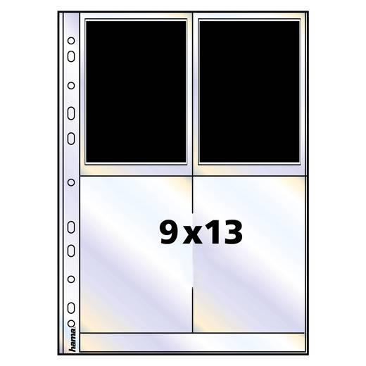 Fotohoezen A4, helder, 9 x 13 cm