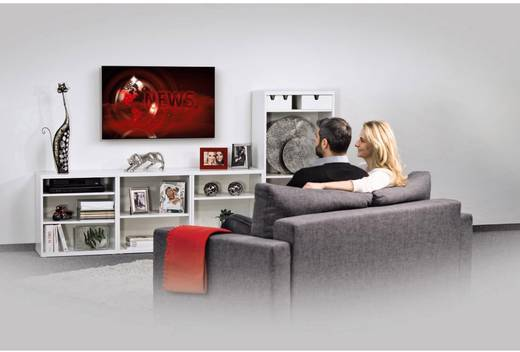 "Hama FIX ""Ultraslim"" XL TV-beugel 94,0 cm (37"") - 228,6 cm (90"") Vast"