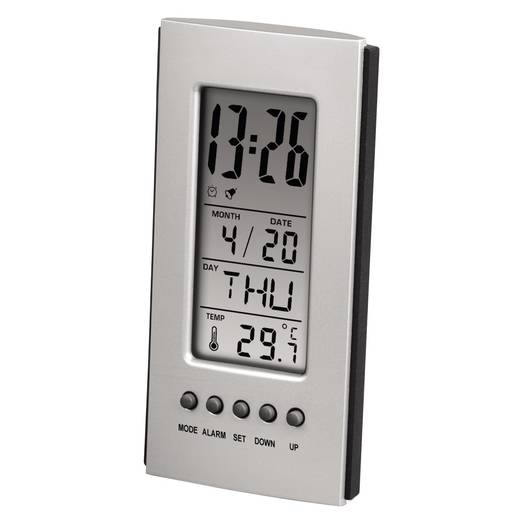 Hama 00075298 00075298 Thermometer Zilver