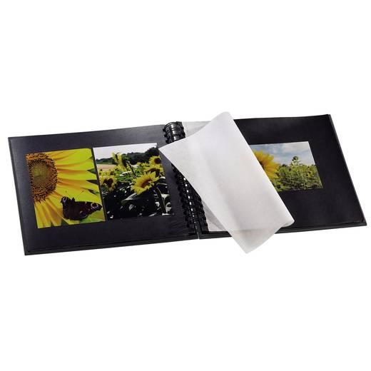 "Spiraal Album ""Fine Art"", Black, 28x24 / 50"