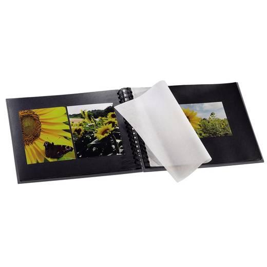 """Spiraal Album """"Fine Art"""", grijs, 28x24 / 50"""