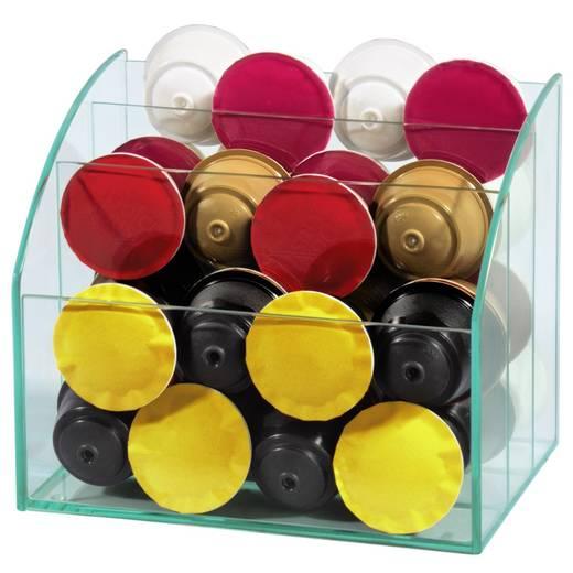 Koffie toebehoren houder Xavax Glas-Organizer Uni