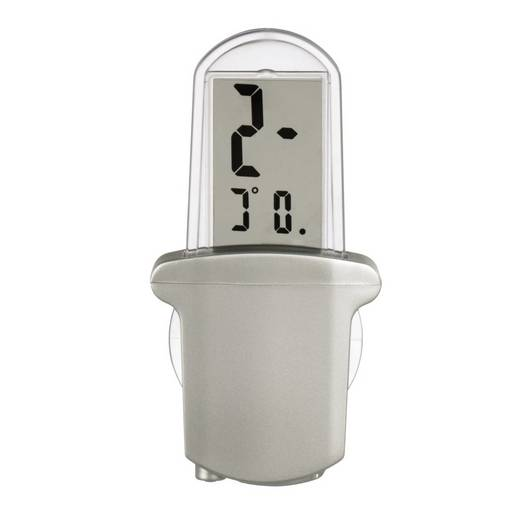 Hama Window Thermo- en hygrometer Wit